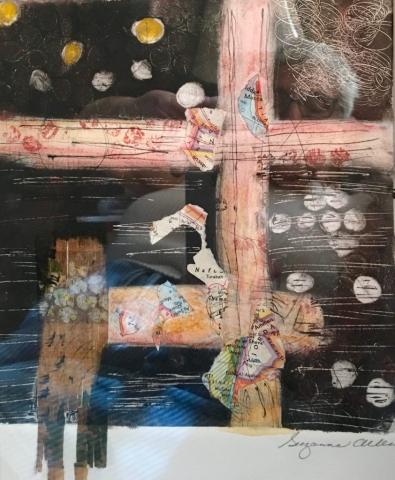 """Suzanne Allen, """"Crossroads"""""""
