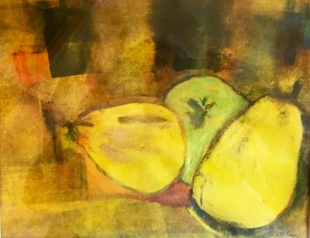"""Suzanne Allen, """"Harvest Gold"""""""