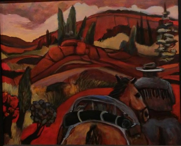 Gary Van Gorp, Passat Indian Rocks, acrylic, $450