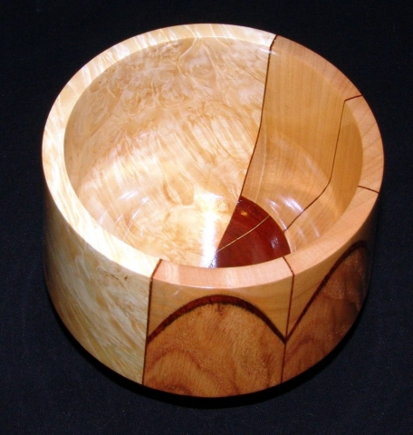 """Dennis Montville, """"Lignum Constructus"""", $125"""