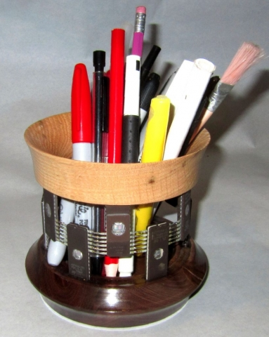 Dennis Montville-Pencil Holder PH9