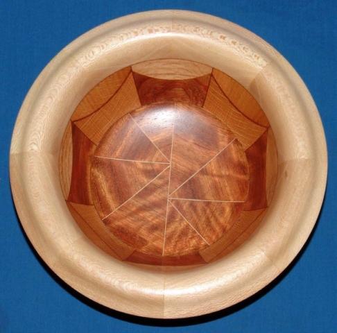 Dennis Monteville bowl