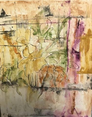 "Deborah Roelofs ""Life Cycle"" $145"