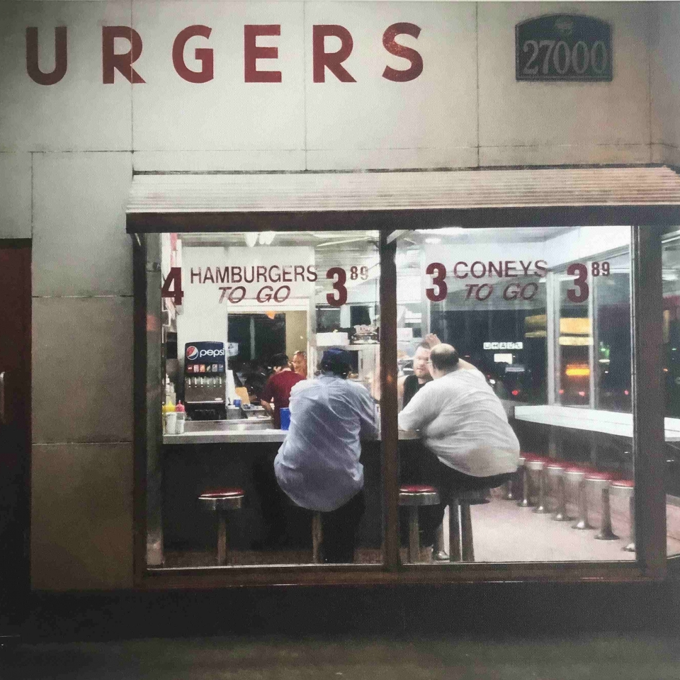 James Ritchie,Burgers, Photography, $300