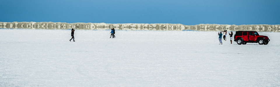 Arnold Berkman – Berkman-Bonneville Salt Flats Utah