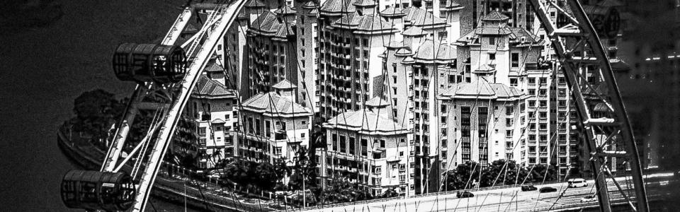 Arnold Berkman – Berkman-Ferris Wheel Singapore