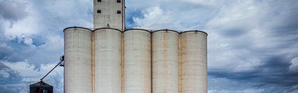 Arnold Berkman – Berkman-Grain Elevator