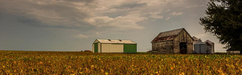 Arnold Berkman – Berkman-Green Barn