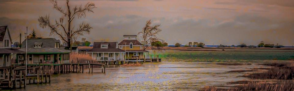 Arnold Berkman – Berkman-Harsen's Island Michigan