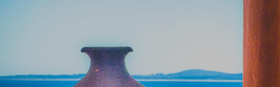 Arnold Berkman – Berkman-Jug on Balcony Argentina