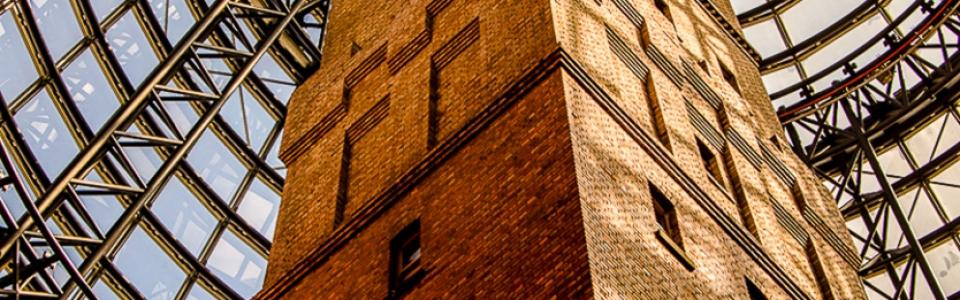 Arnold Berkman – Berkman-Old Tower in New Shopping Mall Australia
